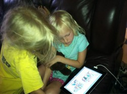 Reading Rainbow iPad App